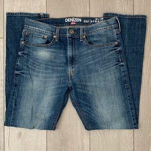Denizen by Levi's 34x32 Jeans